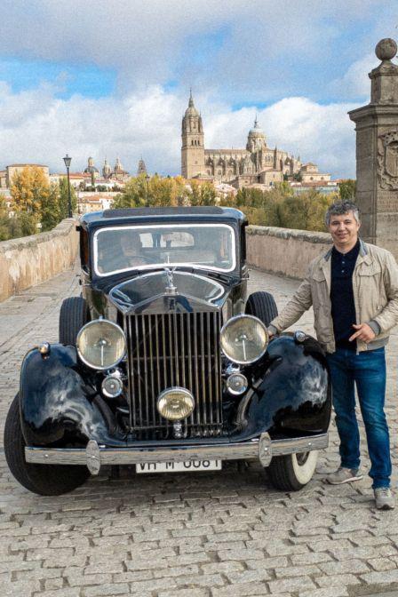 Rolls-Royce Phantom 1940 - отзыв владельца