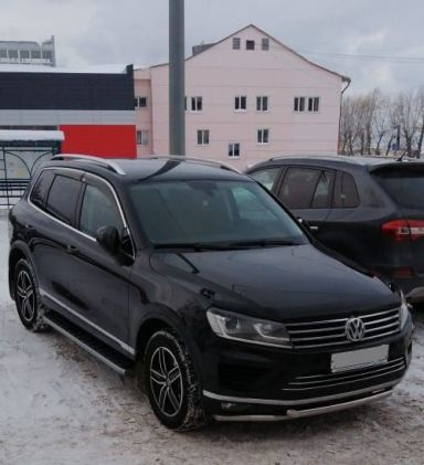 Volkswagen Touareg 2015 отзыв автора | Дата публикации 29.02.2020.