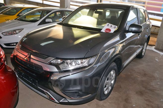 Mitsubishi Outlander, 2020 год, 1 824 000 руб.