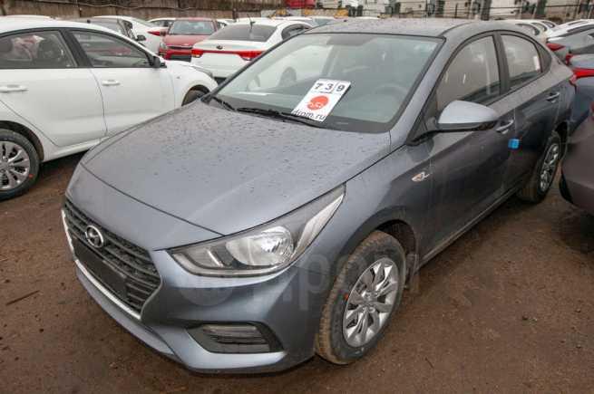 Hyundai Solaris, 2019 год, 925 000 руб.