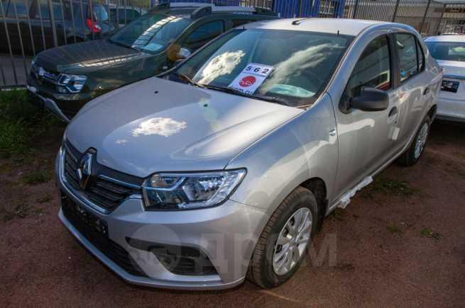 Renault Logan, 2019 год, 720 680 руб.