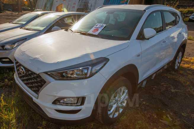 Hyundai Tucson, 2018 год, 1 664 000 руб.