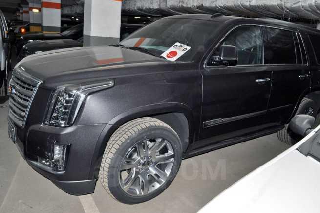Cadillac Escalade, 2018 год, 7 850 000 руб.
