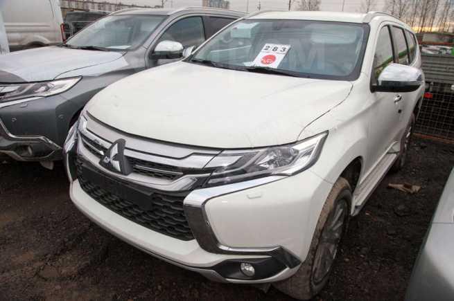 Mitsubishi Pajero Sport, 2019 год, 2 998 753 руб.