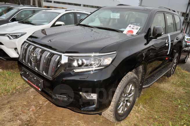 Toyota Land Cruiser Prado, 2019 год, 3 639 000 руб.