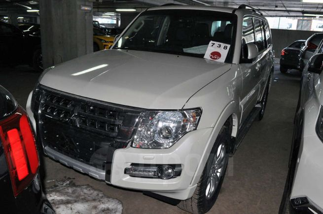 Mitsubishi Pajero, 2019 год, 3 111 000 руб.