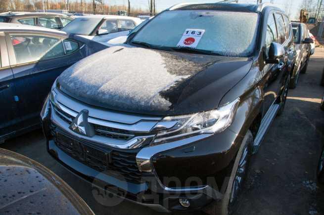 Mitsubishi Pajero Sport, 2018 год, 2 871 000 руб.