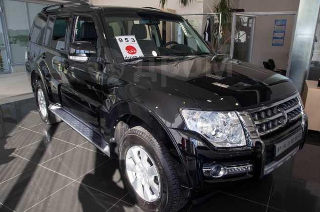 Mitsubishi Pajero, 2018 год, 2 997 000 руб.