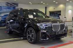 Казань BMW X7 2020