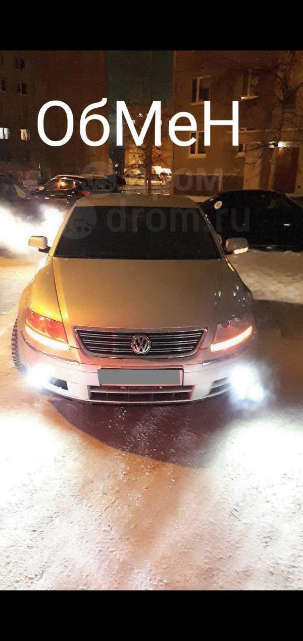 Volkswagen Phaeton, 2005 год, 650 000 руб.