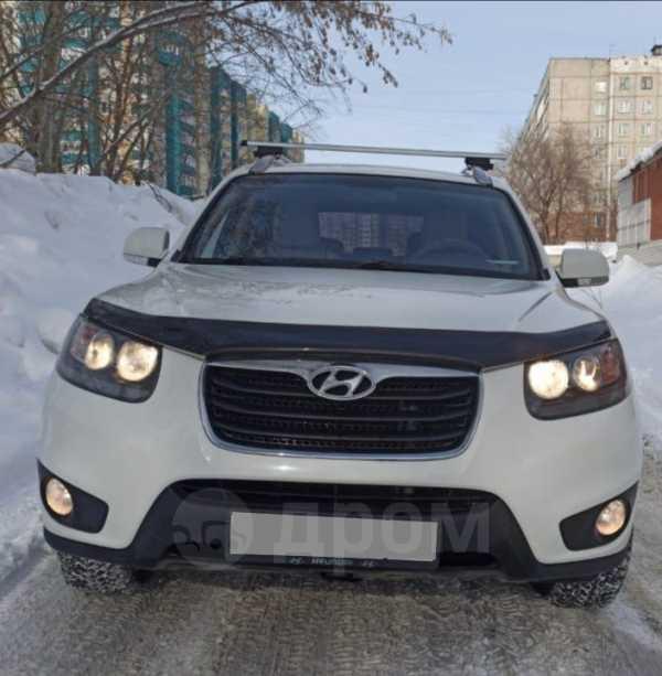 Hyundai Santa Fe, 2010 год, 750 000 руб.