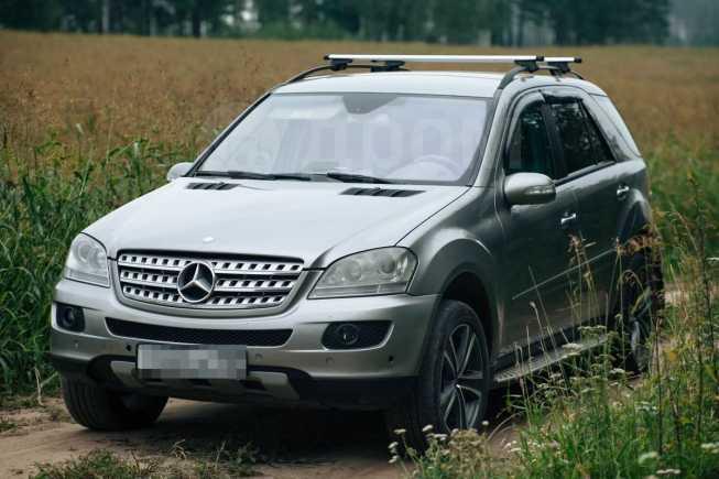 Mercedes-Benz M-Class, 2005 год, 730 000 руб.