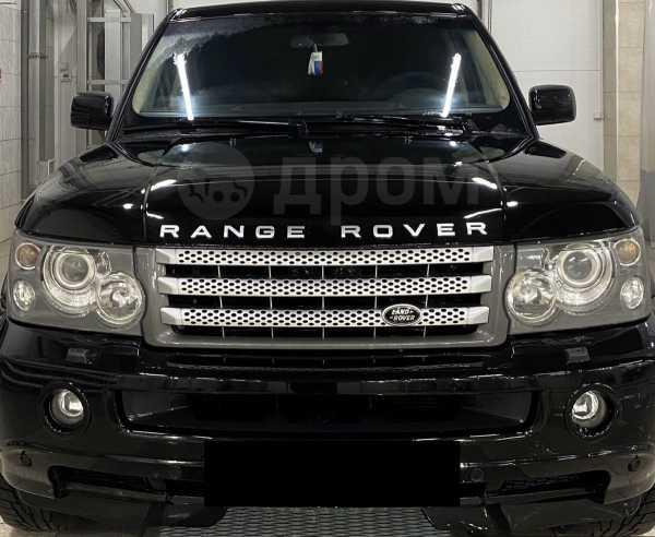 Land Rover Range Rover Sport, 2007 год, 790 000 руб.