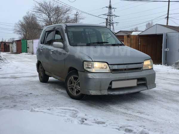 Nissan Cube, 2002 год, 99 000 руб.