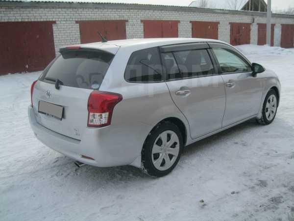 Toyota Corolla Fielder, 2012 год, 765 000 руб.