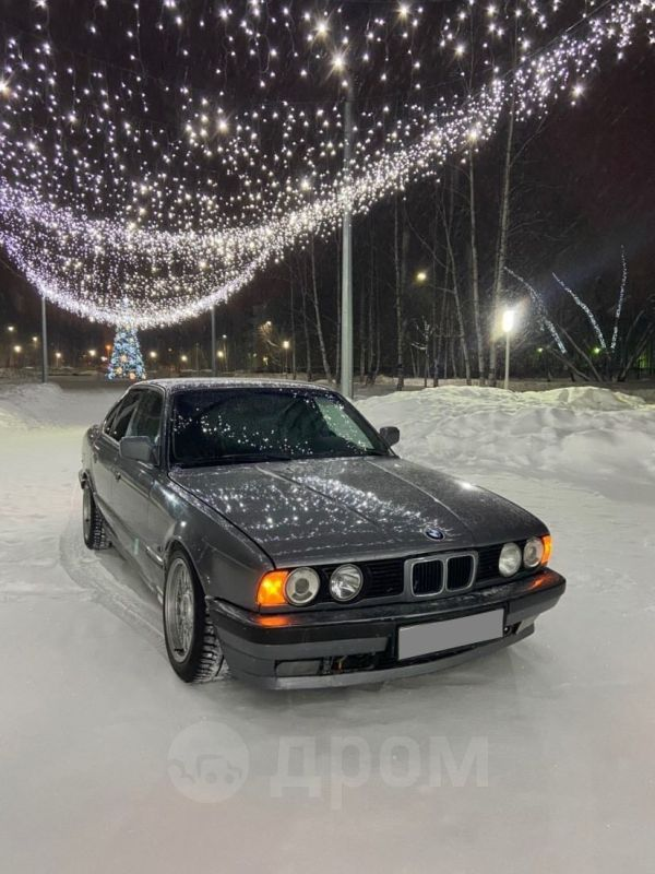 BMW 5-Series, 1991 год, 285 000 руб.