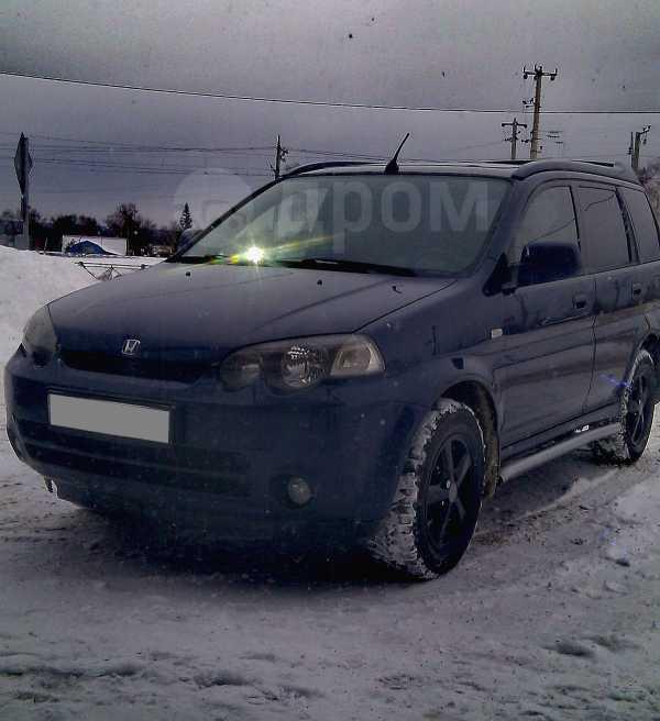Honda HR-V, 2002 год, 380 000 руб.