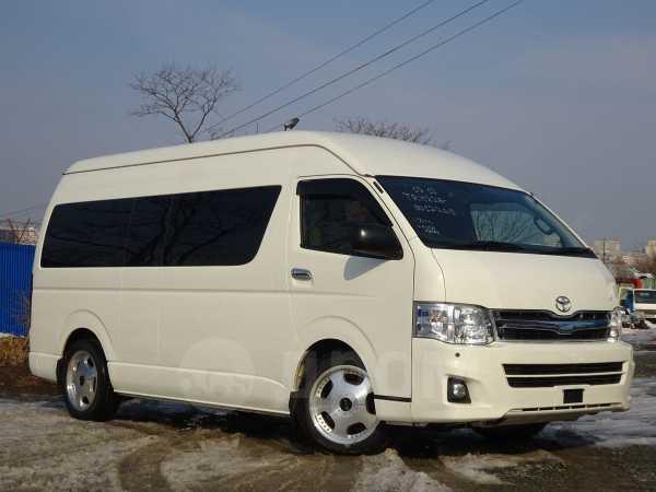 Toyota Hiace, 2013 год, 1 525 000 руб.