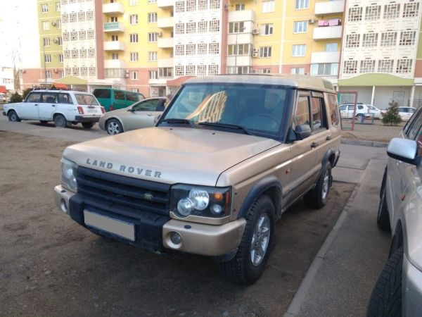 Land Rover Discovery, 2004 год, 556 000 руб.