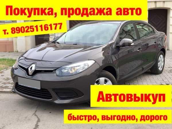 Renault Fluence, 2013 год, 428 000 руб.