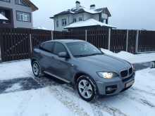 Москва BMW X6 2009
