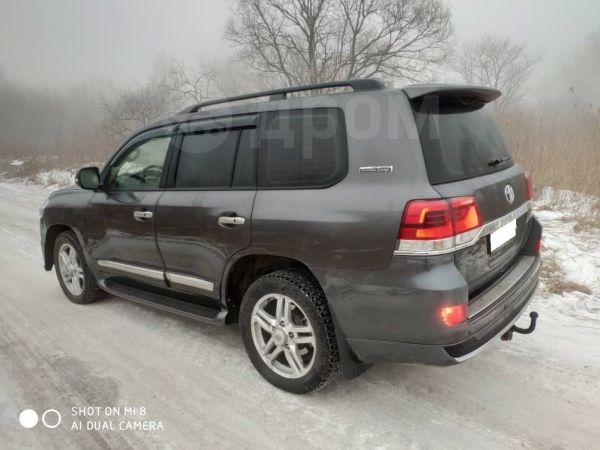 Toyota Land Cruiser, 2012 год, 2 471 471 руб.