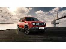 Москва Jeep Renegade 2018