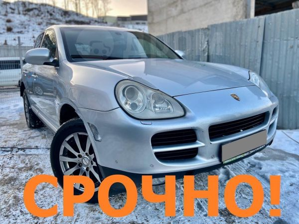 Porsche Cayenne, 2004 год, 365 000 руб.