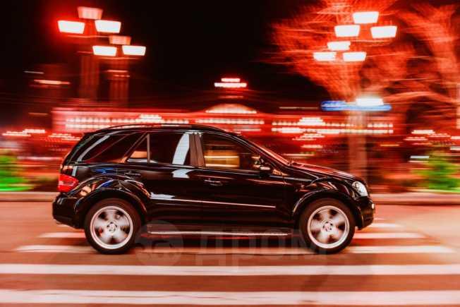 Mercedes-Benz M-Class, 2007 год, 1 000 000 руб.