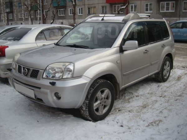 Nissan X-Trail, 2006 год, 529 999 руб.