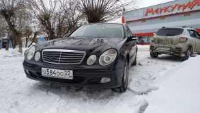 Барнаул E-Class 2003