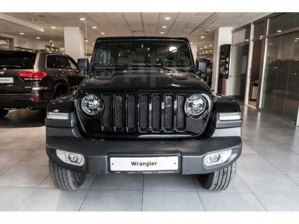 Jeep Wrangler, 2018 год, 4 150 000 руб.