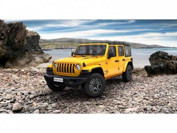 Jeep Wrangler, 2018 год, 3 880 000 руб.