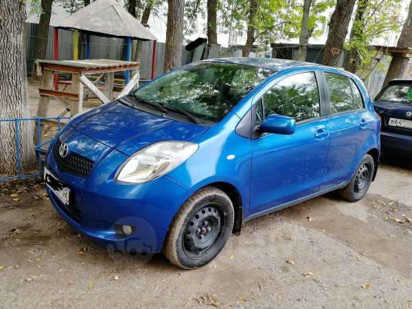 Toyota Yaris, 2007 год, 340 000 руб.