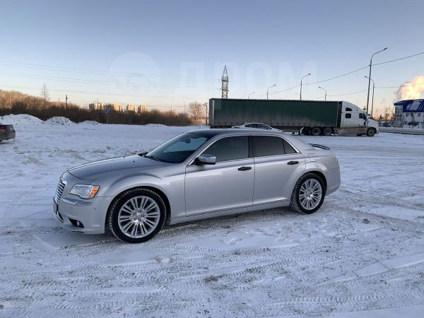 Chrysler 300C, 2012 год, 1 250 000 руб.