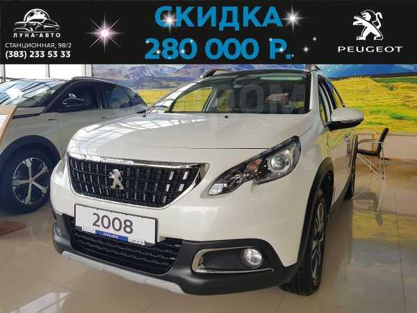 Peugeot 2008, 2018 год, 1 318 000 руб.