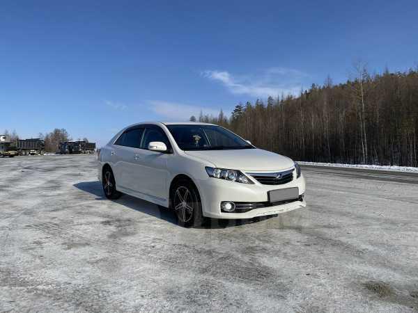 Toyota Allion, 2012 год, 840 000 руб.