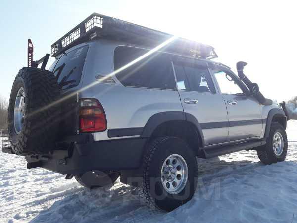 Toyota Land Cruiser, 2001 год, 2 350 000 руб.