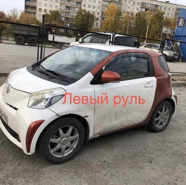 Toyota iQ, 2009 год, 445 000 руб.