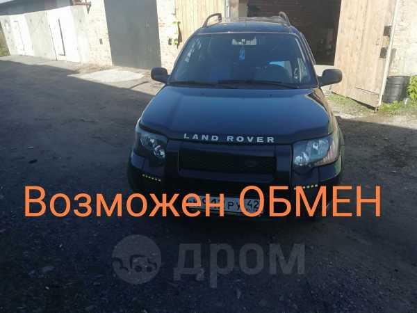 Land Rover Freelander, 2006 год, 400 000 руб.