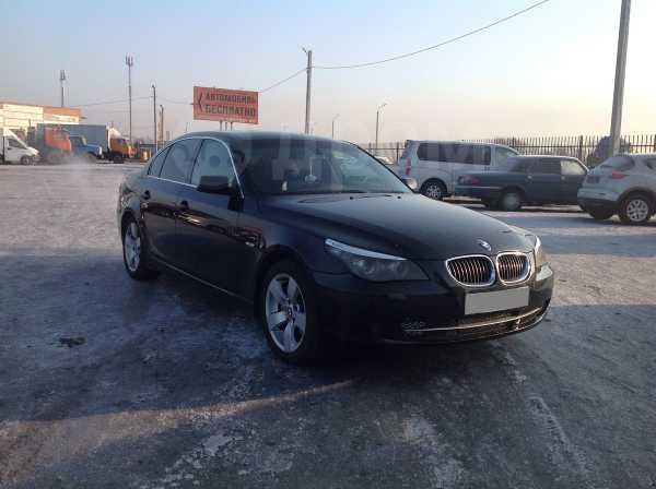 BMW 5-Series, 2007 год, 800 000 руб.