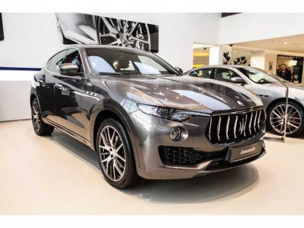 Maserati Levante, 2018 год, 6 793 800 руб.