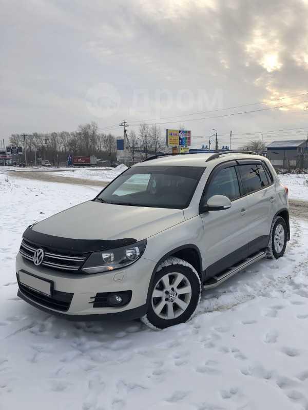 Volkswagen Tiguan, 2013 год, 680 000 руб.