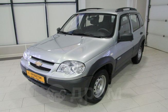 Chevrolet Niva, 2015 год, 419 000 руб.