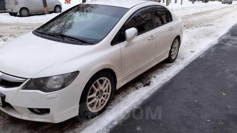 Honda Civic, 2010 год, 600 000 руб.