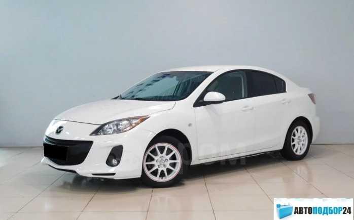 Mazda Mazda3, 2012 год, 600 000 руб.