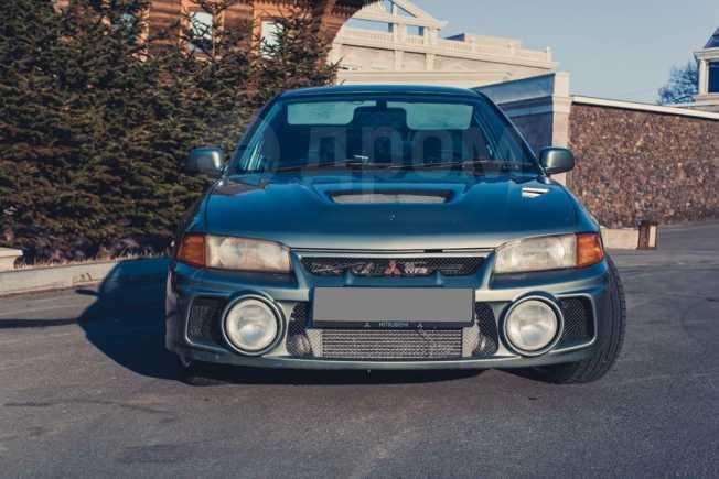 Mitsubishi Lancer Evolution, 1997 год, 350 000 руб.