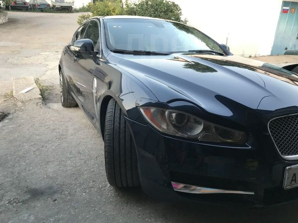 Jaguar XF, 2008 год, 800 000 руб.