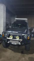Nissan Safari, 1995 год, 1 250 000 руб.