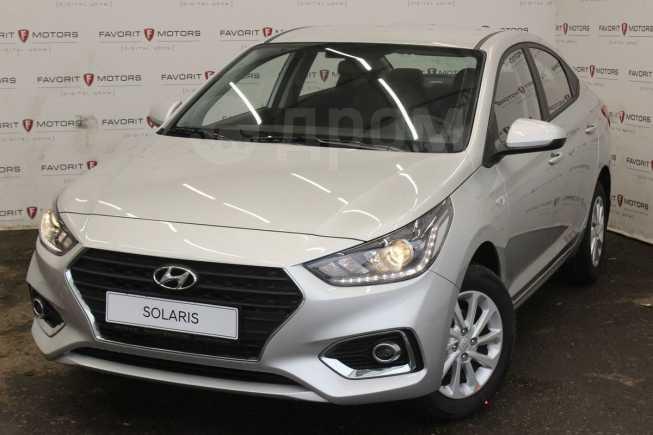 Hyundai Solaris, 2019 год, 953 000 руб.
